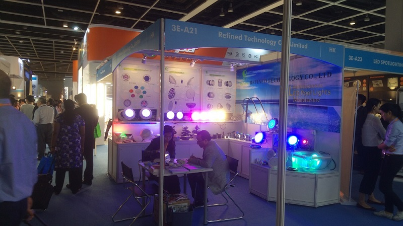 2016 Autumn Hongkong lighting fair 3E-A21