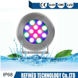 High quality Stainless Steel LED Fountain Underwater Pool Light
